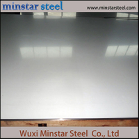 0.5mm Thick 430 420 Stainless Steel Sheet for Decorative