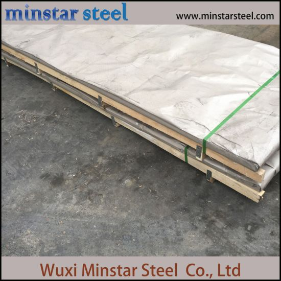 Grade 316 316L Hot Rolled Stainless Steel Sheet 20mm Thick