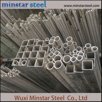 Wuxi Minstar Stainless Steel Tube 304 316 304L 316L Seamless Tube