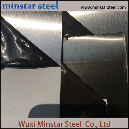 0.6mm 1mm 2mm Thick Stainless Steel Sheet 304 304L Inox Sheet
