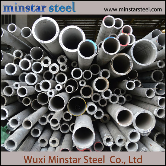 Lowest Price 304 Stainless Steel Pipe DN25 DN40 Seamless Steel Pipe