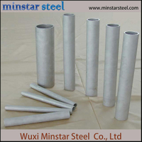 High-Strength Duplex 904L Stainless Steel Pipe by China Supplier