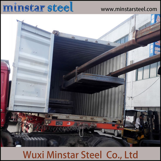 25mm Thick Mild Steel Plate Specifications ASTM A36 St37 St52