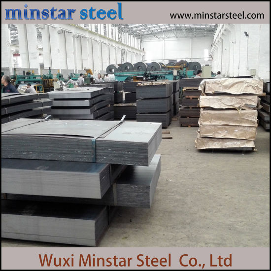 New Product St37 St52 Carbon Steel Plate Price