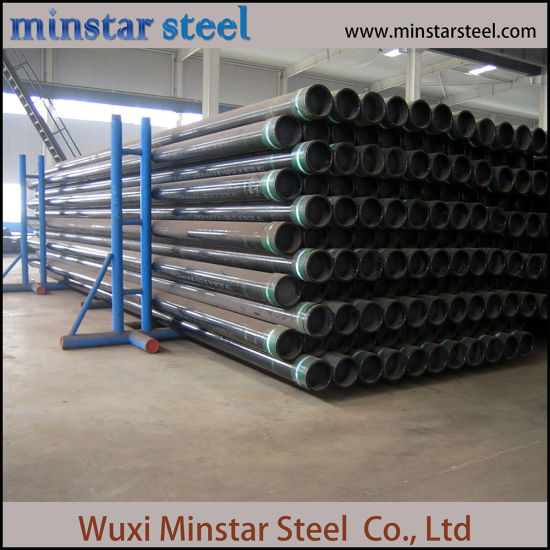 A53 and A106 Gr. B API 5L Sch40 Sch80 Series Mild Steel Seamless Pipe