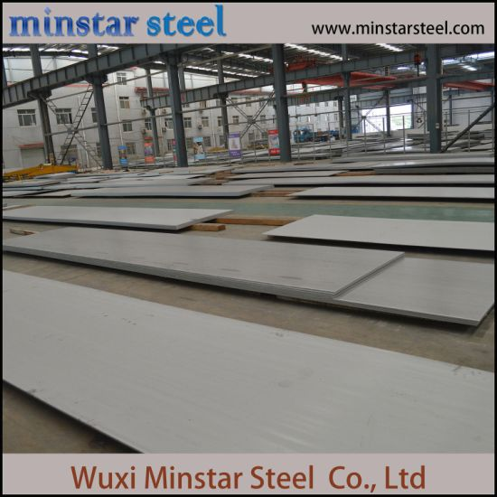 14mm Thick Hot Rolled Stainless Steel Sheet Grade 201 202
