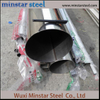 Mirror Polished Welded Pipe 201 202 Stainless Steel Pipe for Decoration