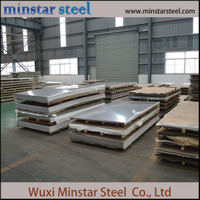No.4 surface Stainless Steel Sheet brushed finish From China