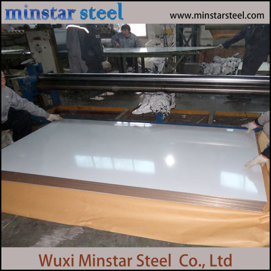 2507 2205 Hot Rolled Stainless Steel Plate