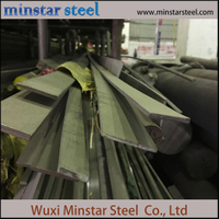 Top Quality 304 Stainless Steel Flat Bar From Wuxi