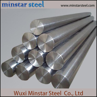 ASTM 304 Polished Stainless Steel Round Bar H9 Tolerance