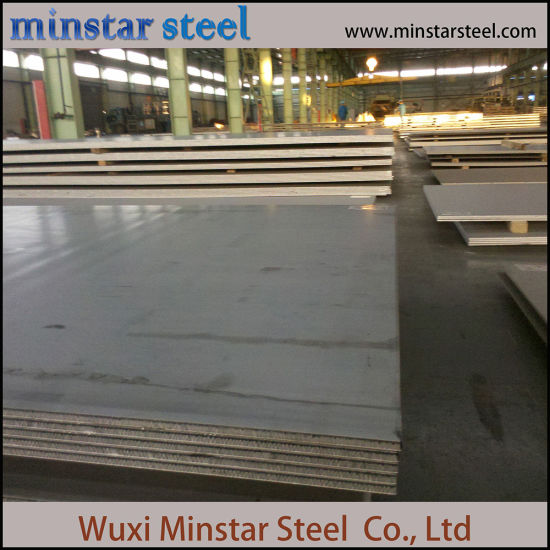 25mm 26mm 27mm Thick Hot Rolled No. 1 Surface 310S Stainless Steel Plate 321 Inox Plate