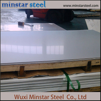 316L 2b Finish Inox Sheet 2.0mm 2.5mm 3.0mm Thick Stainless Steel Sheet