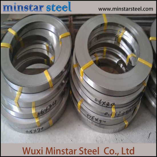 ASTM 304 Stainless Steel Strip with High Precision