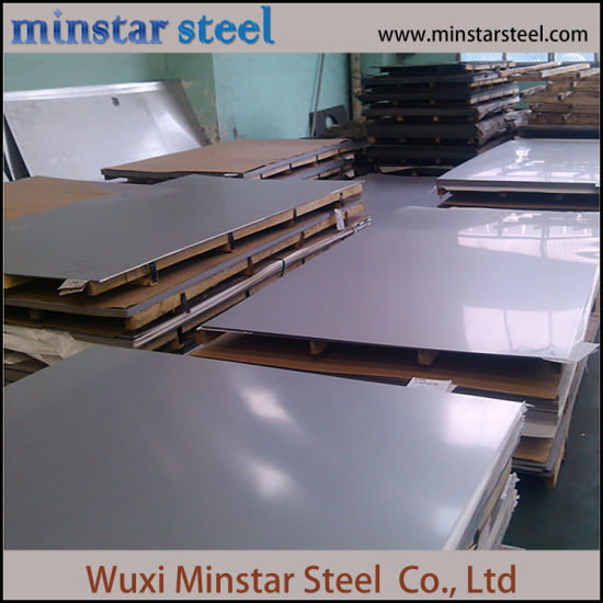 2b Finish Duplex 2507 Cold Rolled Stainless Steel Plate