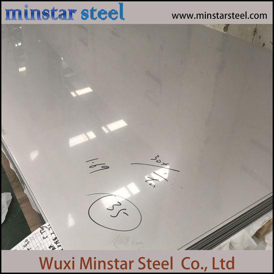 304 304L Cold Rolled Stainless Steel Sheet Thickness 0.6mm