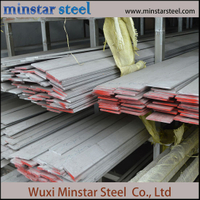 Prime Quality SUS 304 Stainless Steel Flat Bar