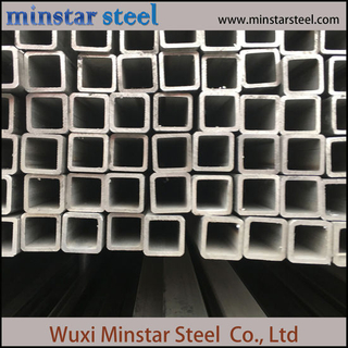 Hot Sell 201 304 316 Stainless Steel Welded Square Pipe