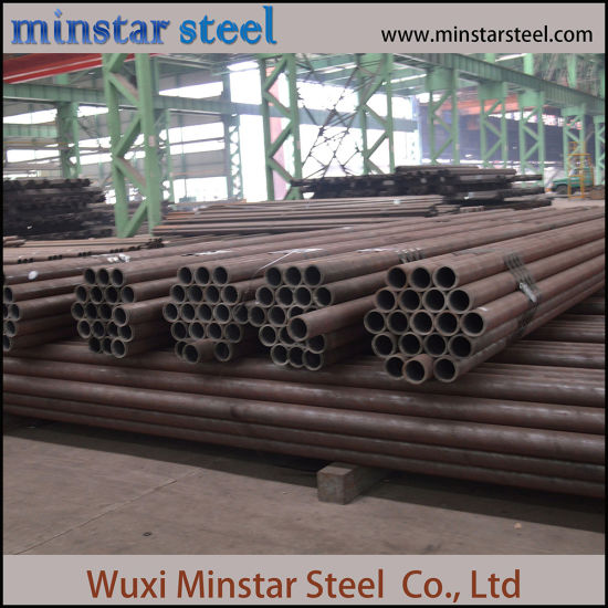 St37 Seamless Carbon Steel Pipe Made in China