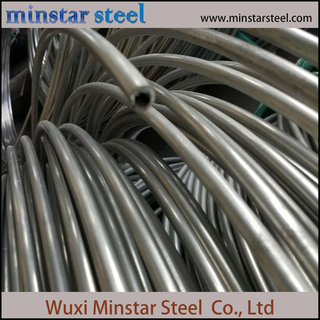 Stainless Steel Micro Pipe 304 Stainless Steel Micro Tube for Heater Exchangers