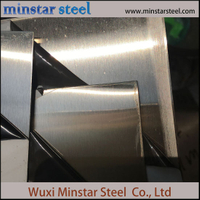 316 316L Cold Rolled Stainless Steel Plate 0.3mm 0.4mm 0.5mm
