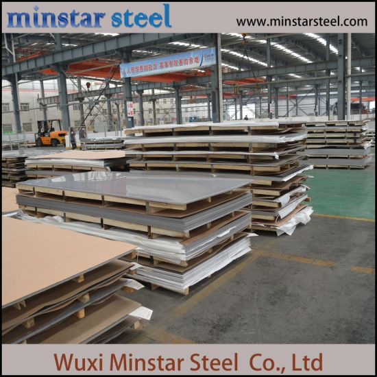 1.5mm Thick Food Grade 430 Stainless Steel Plate 16 Gauge