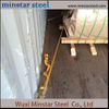 1.2mm Thick BA Finish 430 Martensitic Stainless Steel Sheet