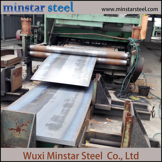 Mild Steel Plate S355JR Hot Rolled Steel Plate Price Per Ton