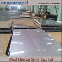 410 420 430 2mm Thick Cold Rolled Stainless Steel Plate with High Hardness