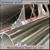 Handrail Use Welded Tube 304 316 Stainless Steel Pipe Made in China