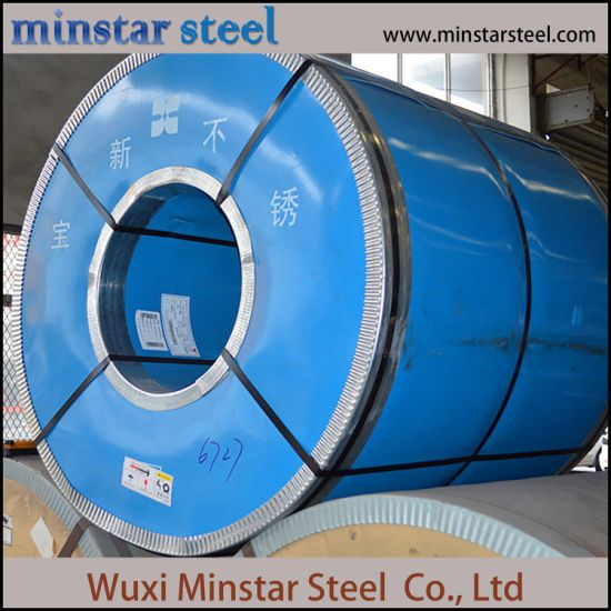 Factory Made Cold Rolled 0.3mm Stainless Steel Sheet for Kitchen Wall