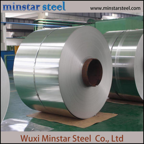Cold Rolled 2b Surface 201 304 Stainless Steel Sheet with Plastic Film