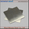 BA 6K 8K Mirror Finish 304 316L Stainless Steel Sheet with PVC Film