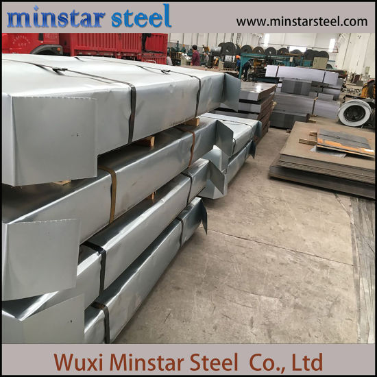 St37 S235jr S355jr S355 Hot Rolled Carbon Steel Plate15mm