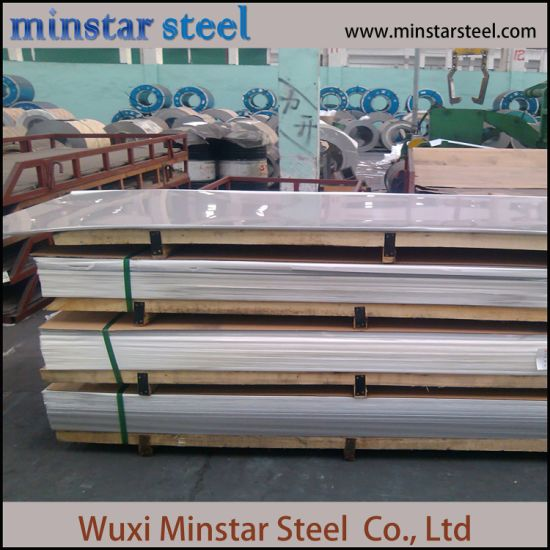 High Quality Cold Rolled 201 Stainless Steel Sheet 0.5mm Thick