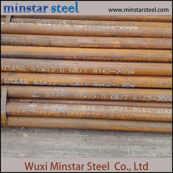 Q345B 16Mn Low Alloy Steel Pipe Seamless Steel Pipe
