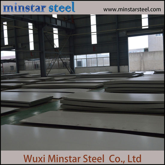 10mm 12mm 13mm Thick Hot Rolled Inox Plate 304 Stainless Steel Plate by Customer Size