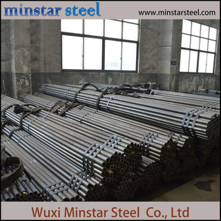 St37 ASTM A53 / A106 Gr. B Carbon Seamless Steel Pipe