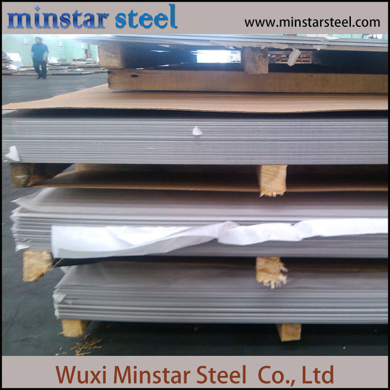 4mm 5mm 6mm Thick AISI 304 2b Finsh Stainless Steel Plate 304L Inox Plate