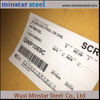 Hot Sale SUS 316 316L 2B Finish Stainless Steel Sheet 2.7mm Thickness