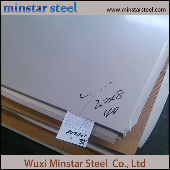 Prime Quality 2b Finish 304 Stainless Steel Sheet Ready Stock