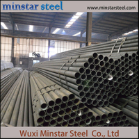 Thick Wall Metal Steel Pipe Carbon Steel Tube for Construction
