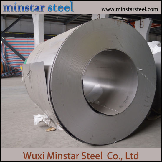 Cold Rolled SUS201 202 Stainless Steel Sheet Thin Thickness