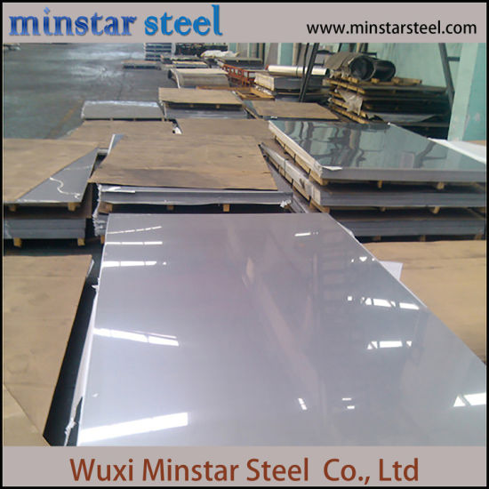"304 Grade 0.8mm Thickness Stainless Steel Sheet 5""X10"""