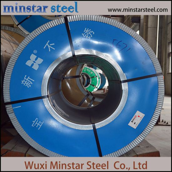 Hot Sell 2b Ba No. 1 Surface Stainless Steel Coil AISI304