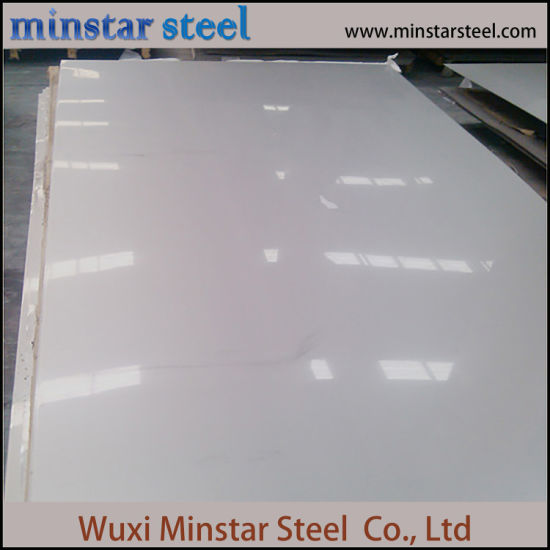 Cold Rolled 316L Austenite Stainless Steel Sheet Inox Sheet 4X8