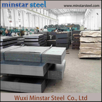 A36 Q235B SS400 Hot Rolled Carbon Steel Plate Per Ton