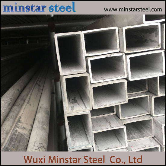 Square Steel Tube and Rectangular Steel Tube Price Per Kg