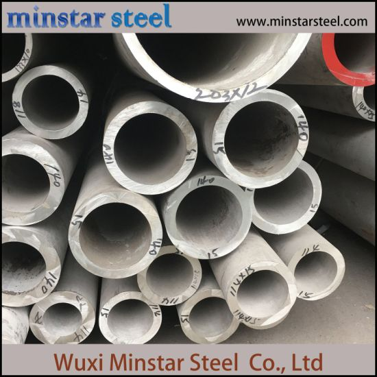 Stainless Steel Seamless Pipe 304, 304L, 316, 316L, 321, 321H, 310S, 347H, 309.317 Stainless Steel Pipe Price Per Meter