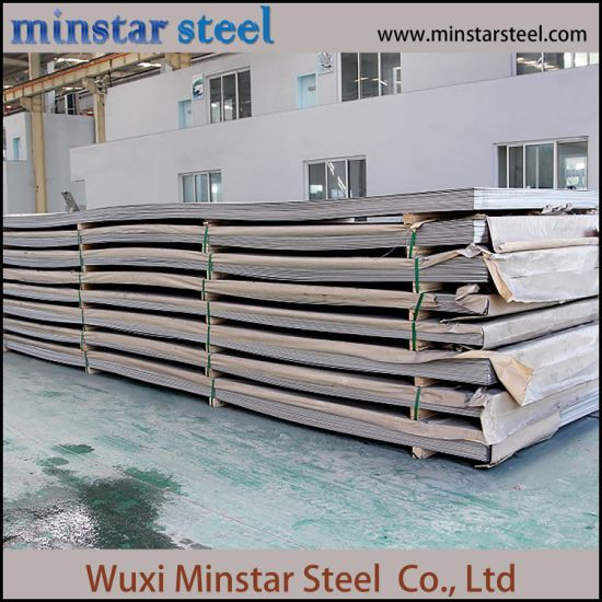Super Raw Materials Duplex 2205 Stainless Steel Plate